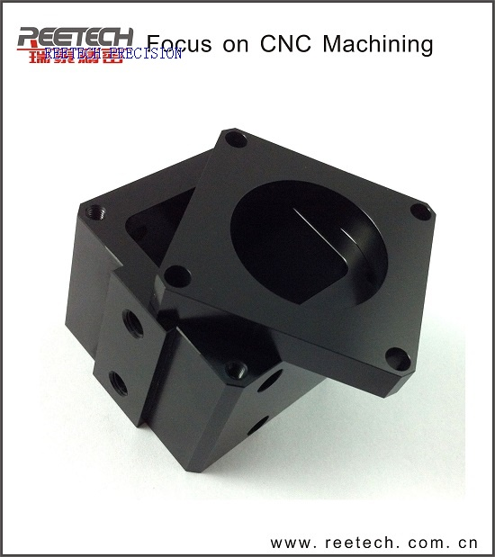 China CNC machined parts